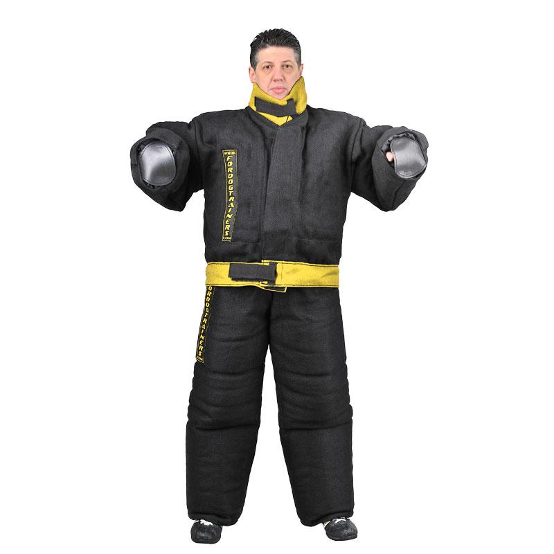Costume d'attaque rempli lourd «Protection individuelle